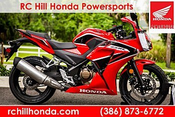2018 Honda CBR300R for sale 200532465