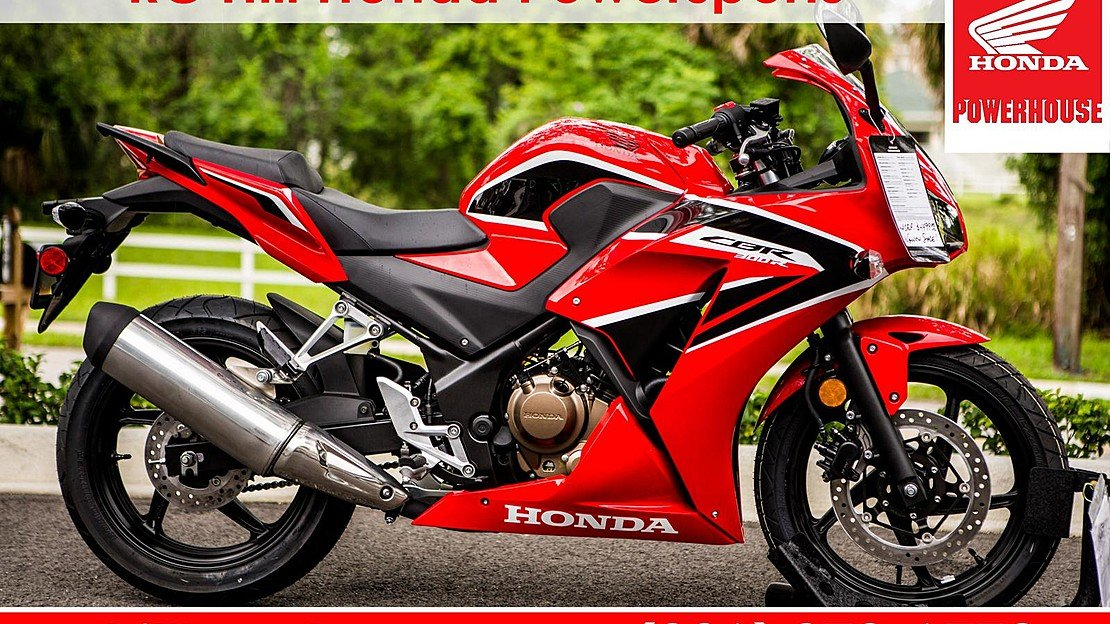 2018 Honda CBR300R for sale 200532465