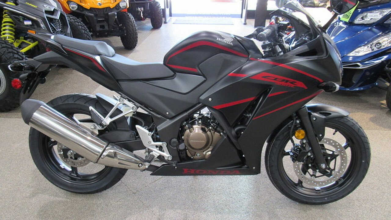2018 Honda CBR300R for sale 200532895