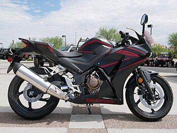 2018 Honda CBR300R for sale 200535448