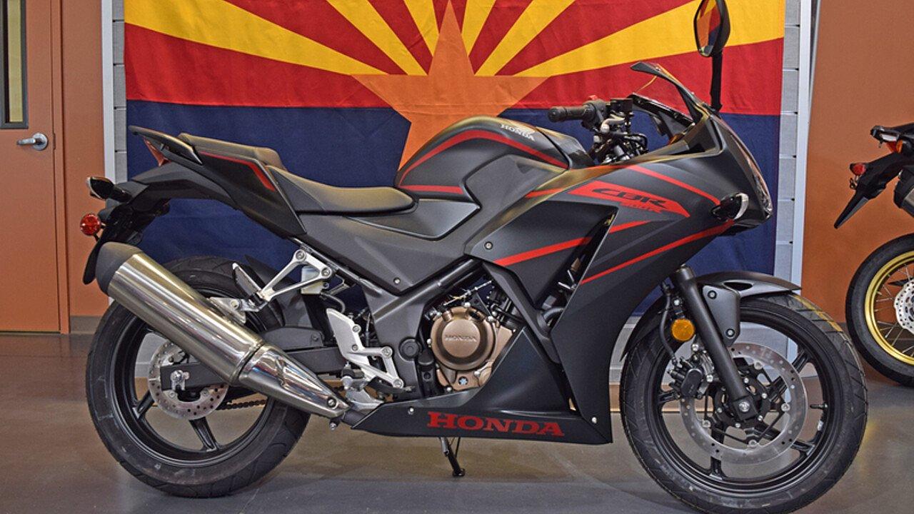 2018 Honda CBR300R for sale 200549302