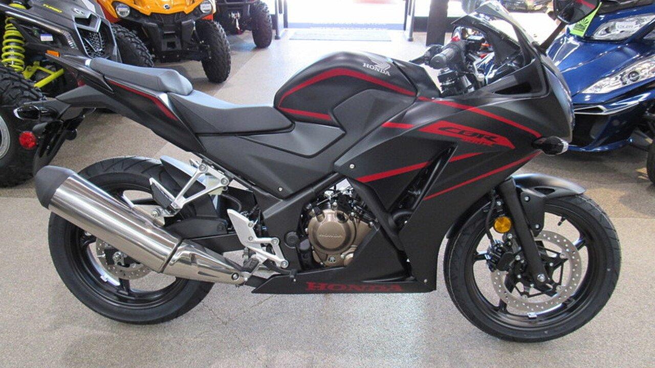 2018 Honda CBR300R for sale 200585275
