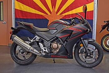 2018 Honda CBR300R for sale 200593170