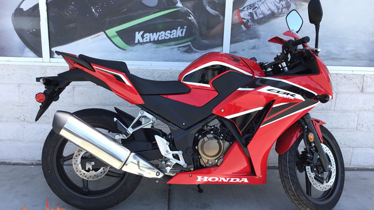 2018 Honda CBR300R for sale 200596844