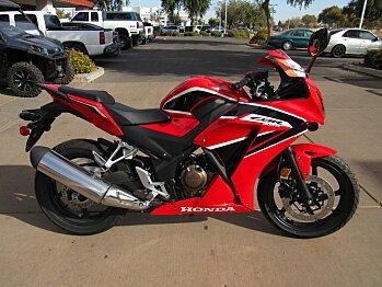 2018 Honda CBR300R for sale 200638108