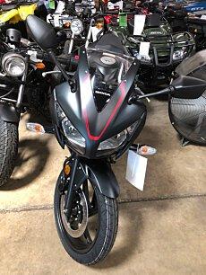 2018 Honda CBR300R for sale 200526056