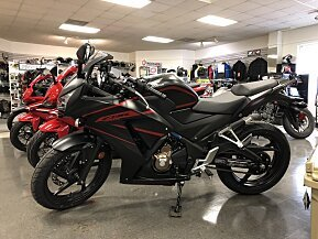 2018 Honda CBR300R for sale 200601198
