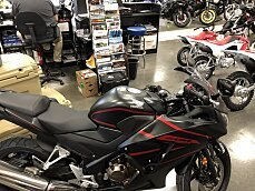2018 Honda CBR300R for sale 200601198