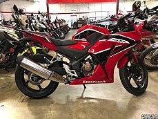2018 Honda CBR300R for sale 200616548