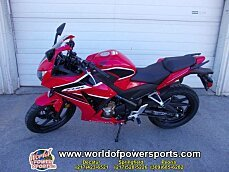 2018 Honda CBR300R for sale 200636982