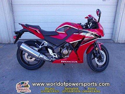 2018 Honda CBR300R for sale 200636982