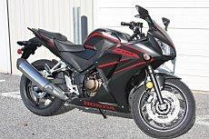 2018 Honda CBR300R for sale 200641456