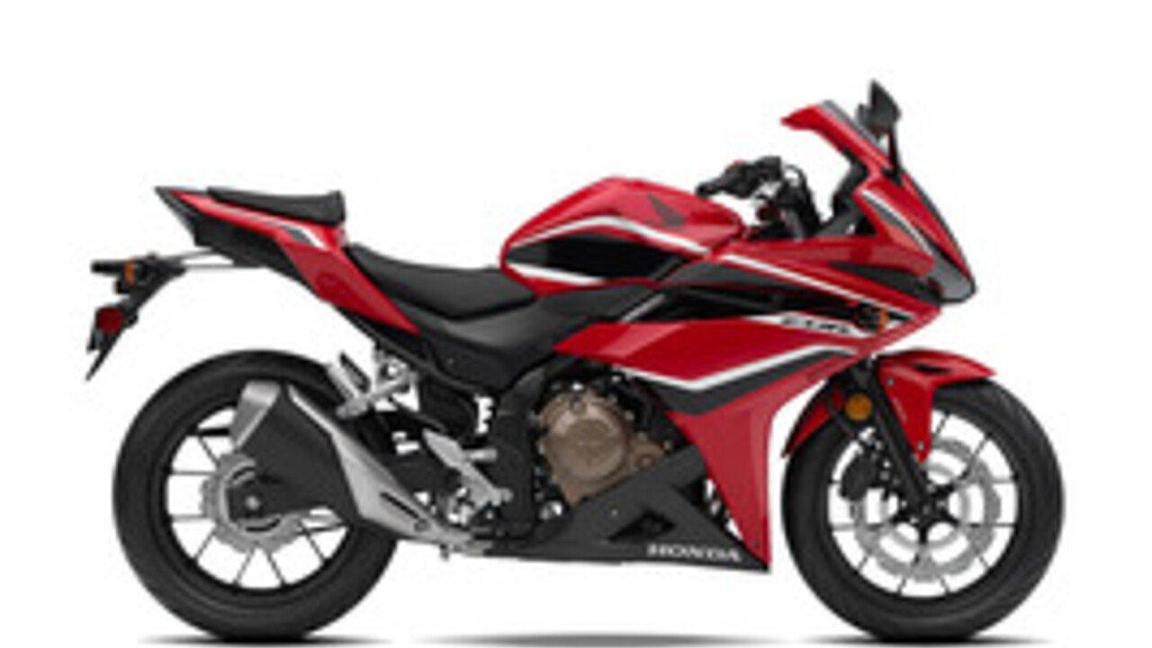2018 Honda CBR500R for sale 200530345