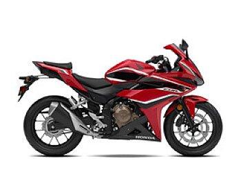 2018 Honda CBR500R for sale 200530346