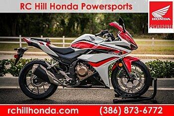 2018 Honda CBR500R for sale 200533137
