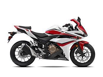 2018 Honda CBR500R for sale 200550866