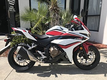 2018 Honda CBR500R for sale 200571285