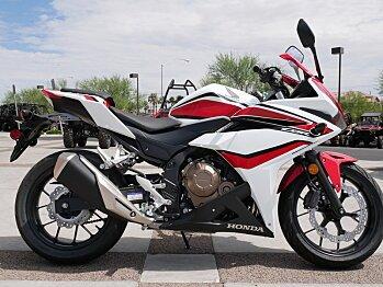 2018 Honda CBR500R for sale 200602450