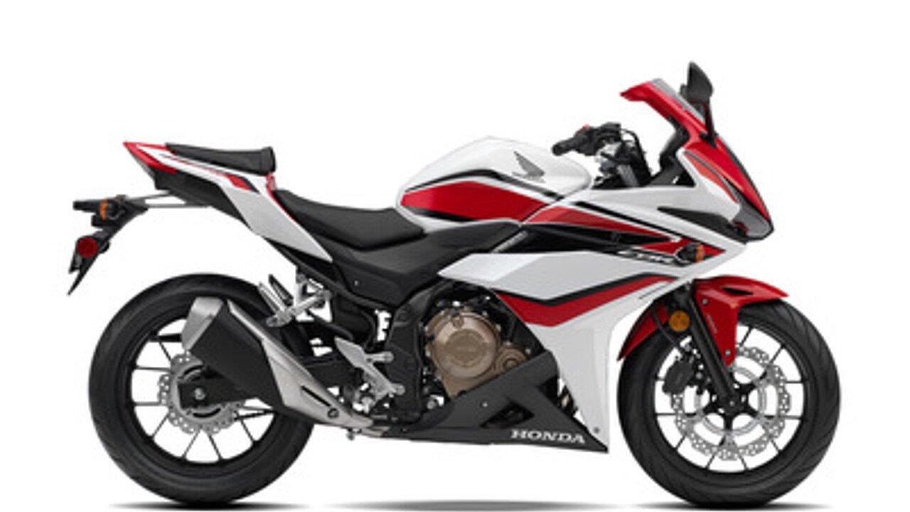2018 Honda CBR500R for sale 200620582