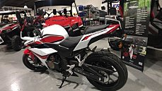 2018 Honda CBR500R ABS for sale 200584305