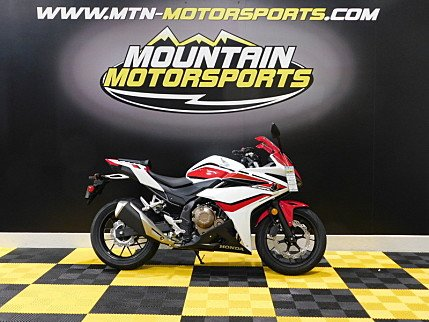 2018 Honda CBR500R for sale 200590714
