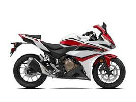 2018 Honda CBR500R for sale 200640621