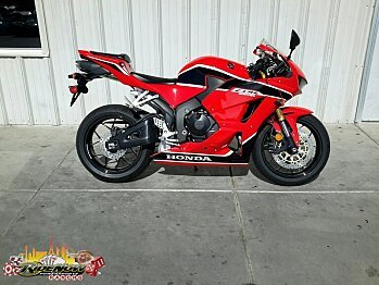 2018 Honda CBR600RR for sale 200526573