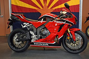 2018 Honda CBR600RR for sale 200528236