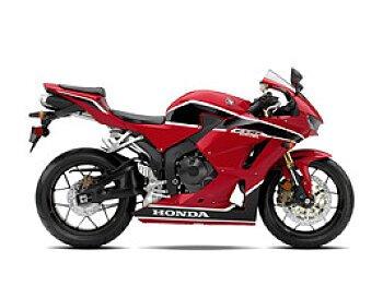 2018 Honda CBR600RR for sale 200530352