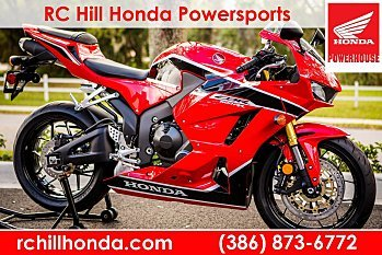 2018 Honda CBR600RR for sale 200532458