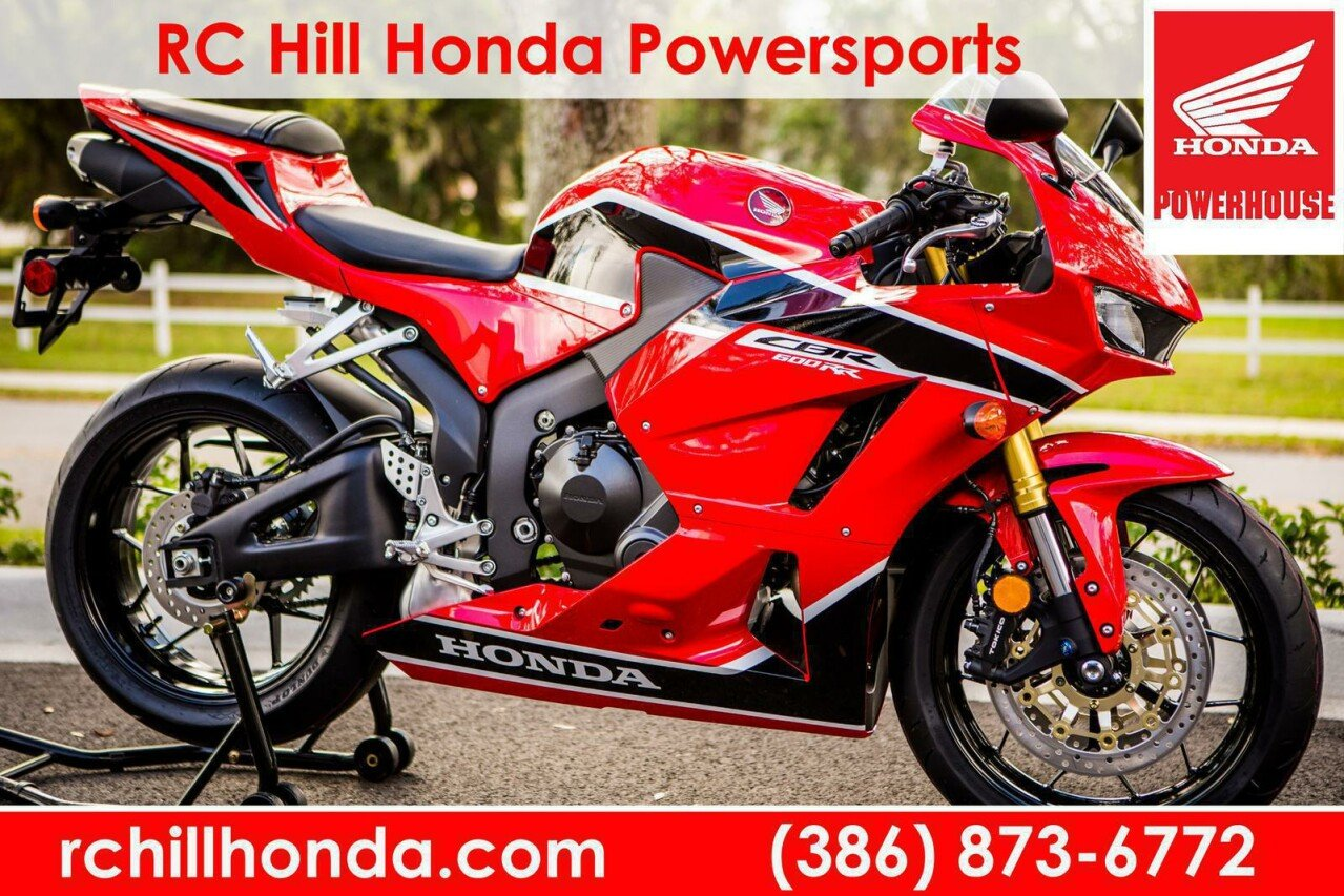 Dual Sport Motorcycles >> 2018 Honda CBR600RR for sale near Deland, Florida 32720 - Motorcycles on Autotrader
