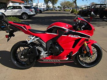 2018 Honda CBR600RR for sale 200546208