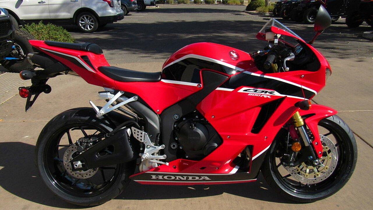 2018 Honda CBR600RR for sale 200546208