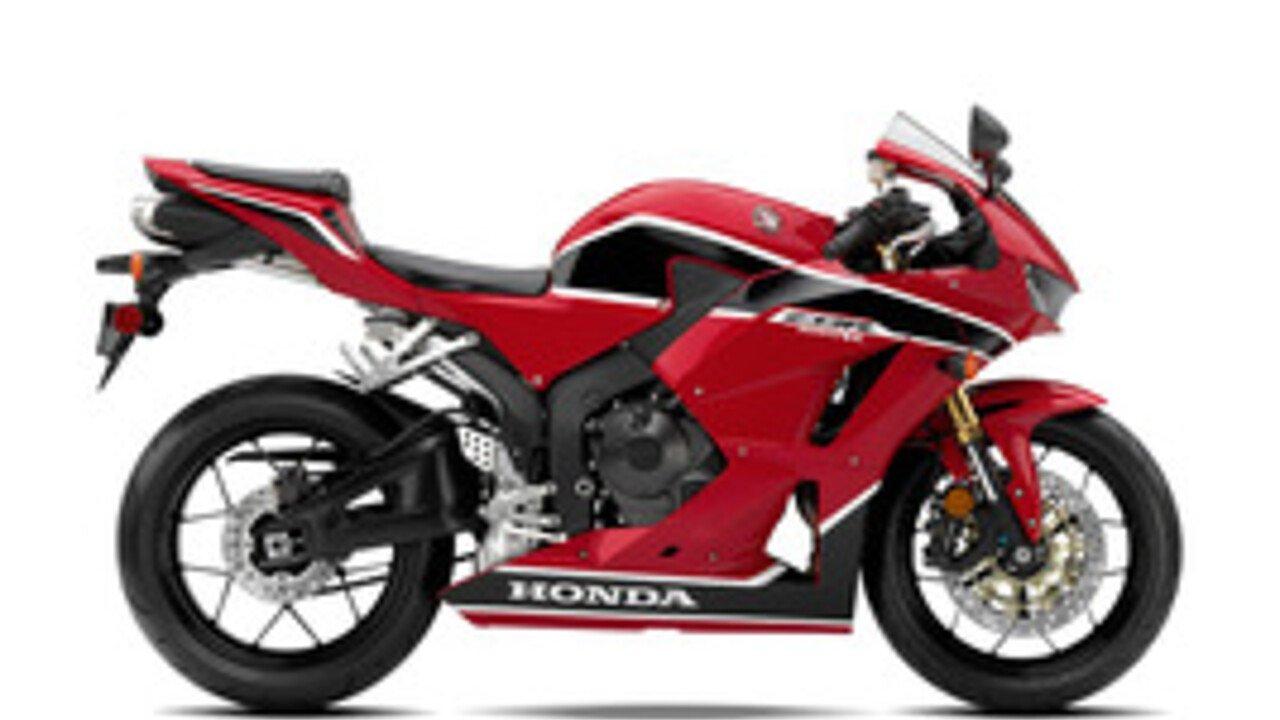 2018 Honda CBR600RR for sale 200560677