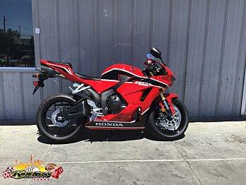 2018 Honda CBR600RR for sale 200585710