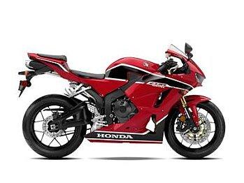 2018 Honda CBR600RR for sale 200630337