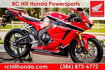 2018 Honda CBR600RR for sale 200532458