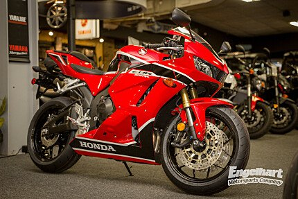 2018 Honda CBR600RR for sale 200582316