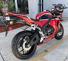 2018 Honda CBR600RR for sale 200609571