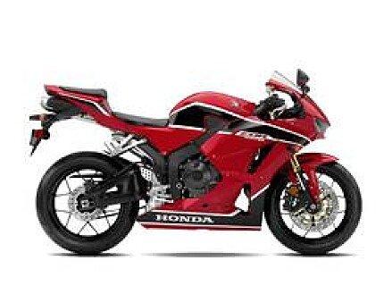 2018 Honda CBR600RR for sale 200624272