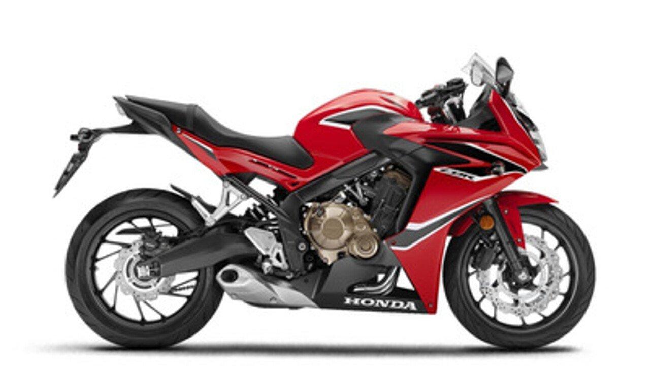 2018 Honda CBR650F for sale 200466183