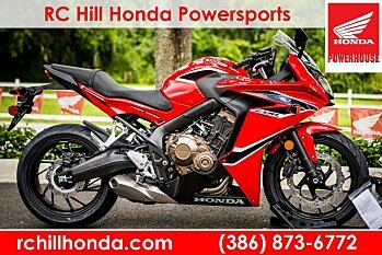 2018 Honda CBR650F for sale 200532492