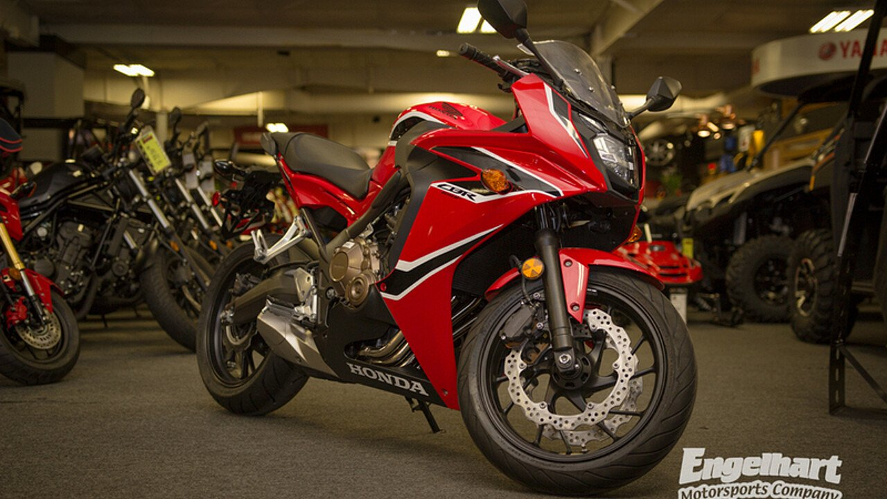 2018 Honda CBR650F for sale 200582201