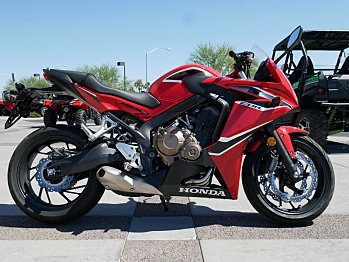 2018 Honda CBR650F for sale 200626728