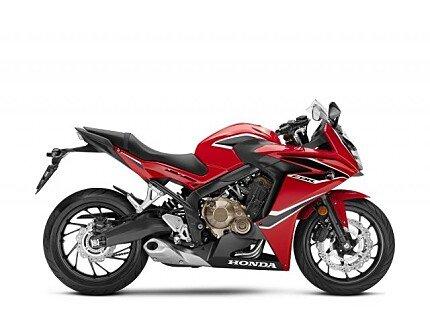 2018 Honda CBR650F for sale 200492026