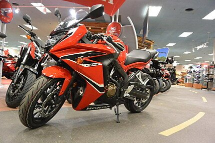 2018 Honda CBR650F for sale 200541898