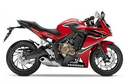 2018 Honda CBR650F ABS for sale 200605535