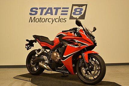 2018 Honda CBR650F for sale 200651756