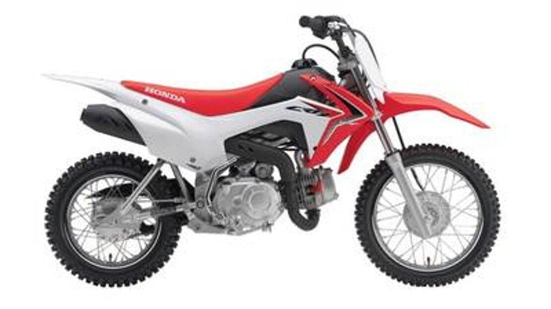 2018 Honda CRF110F for sale 200480827