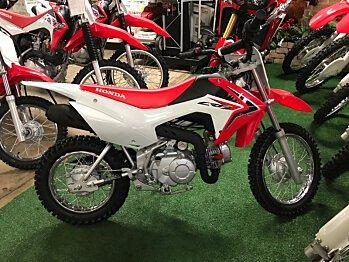 2018 Honda CRF110F for sale 200501874